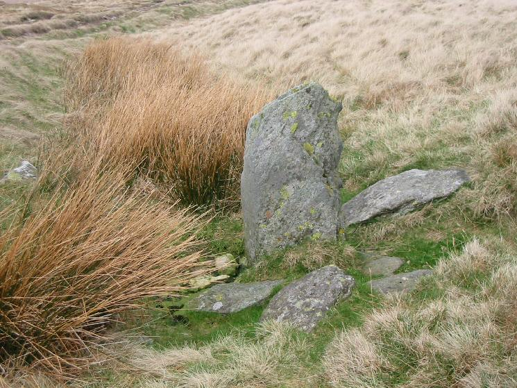 Lambert Lad (Boundary Stone) on Loadpot Hill