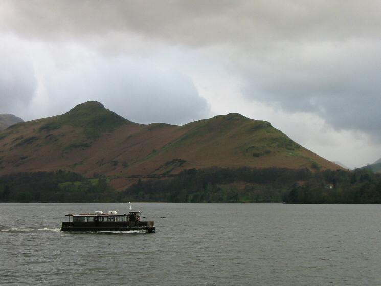 Lakeland Star with Catbells behind