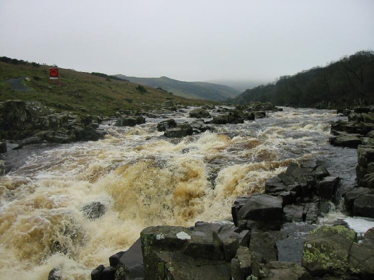 The River Tees above High Force