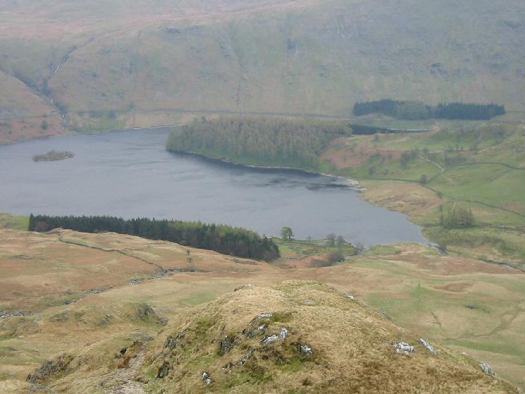 Haweswater and The Rigg from Kidsty Howes