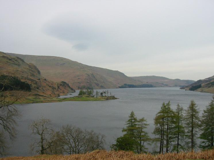 Haweswater and Speaking Crag