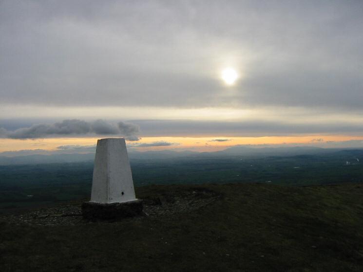 Murton Pike's summit