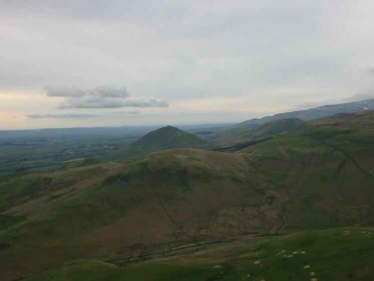 Dufton Pike to the north