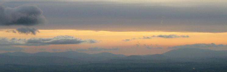 The Dodds and Blencathra