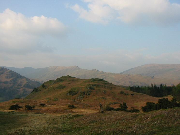 High and Low Pike from Loughrigg