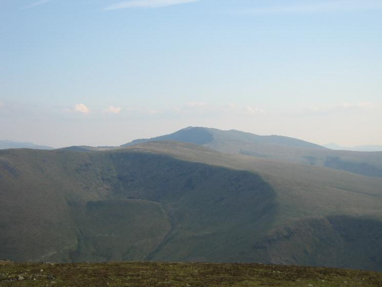 Bowscale Fell with Blencathra behind