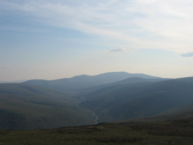 Skiddaw from Carrock Fell