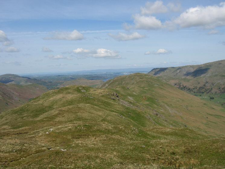 The ridge to Beda Fell