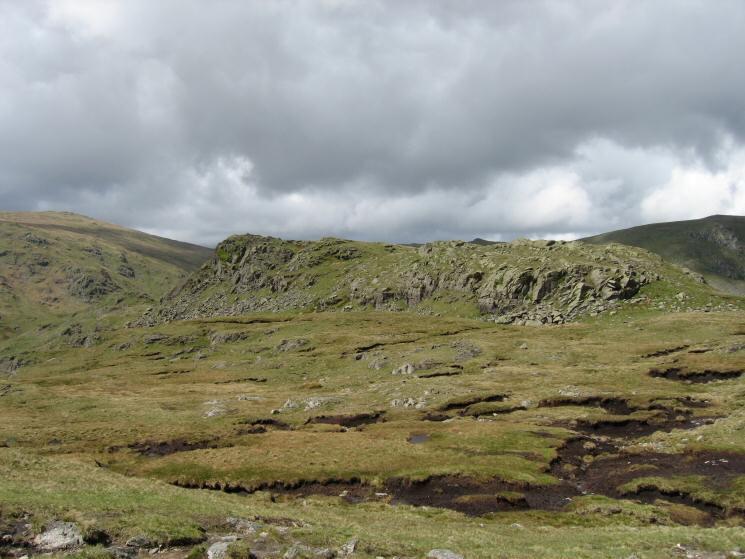 Calf Crag's summit