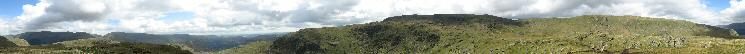 360 Panorama from Calf Crag's summit