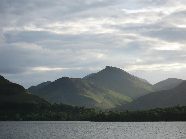 Zooming in on Causey Pike
