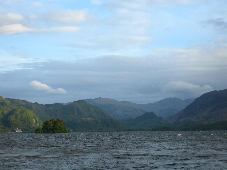 Zooming in on the 'Jaws of Borrowdale'