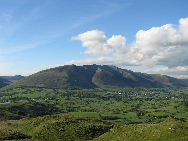 Another shot of Blencathra