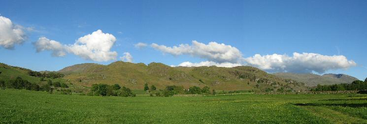 High Rigg from Dale Bottom
