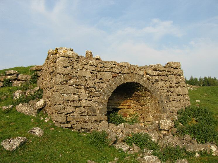 An old limekiln