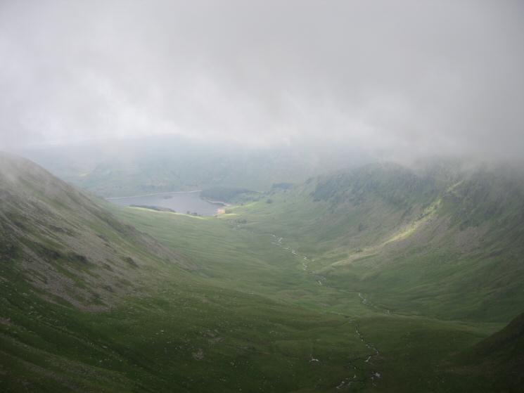 Riggindale and Haweswater