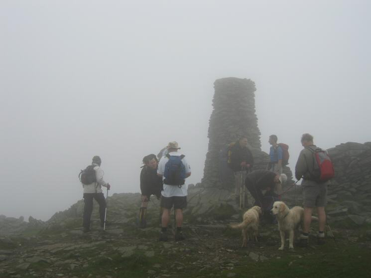 Thornthwaite Beacon