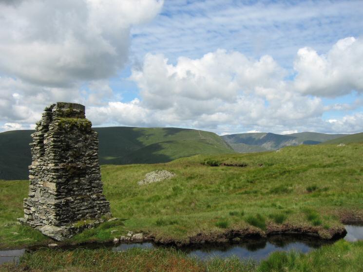 Pillar on Tarn Crag
