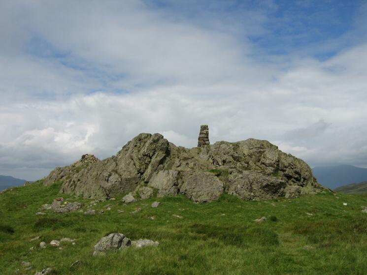High Seat's summit