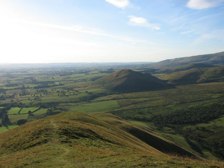 Knock Pike from Dufton Pike