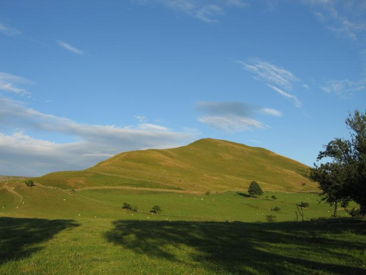 Dufton Pike from near Halsteads