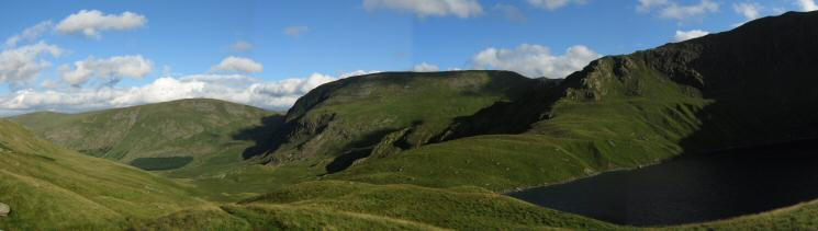 Selside Pike, Branstree, Harter Fell and Mardale Ill Bell