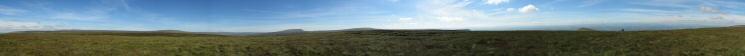 360 Panorama from Murton Fell's summit