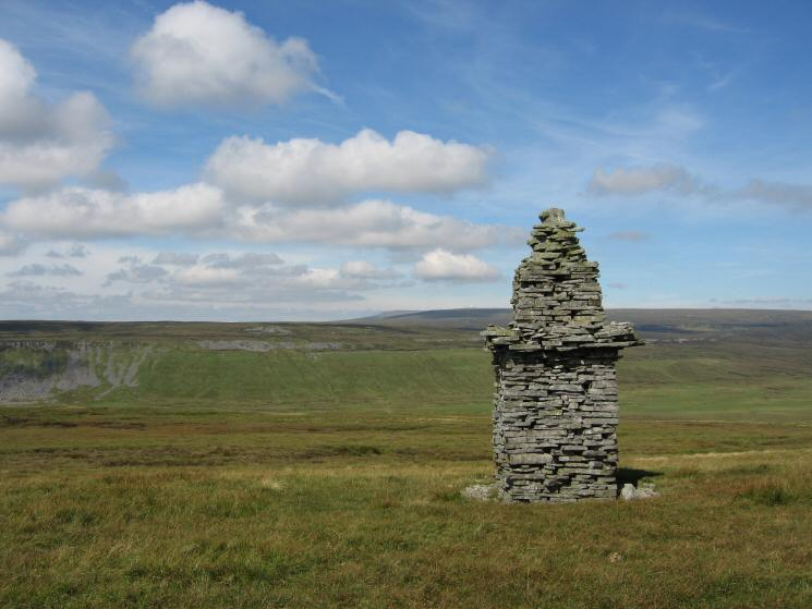 One of the Curricks on Murton Fell's north top