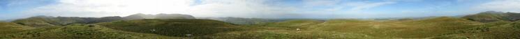 360 Panorama from Graystones' summit