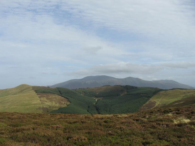 Lord's Seat and Ullister Hill from Brown How