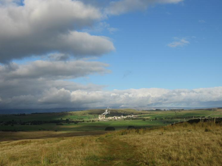 The works at Shap