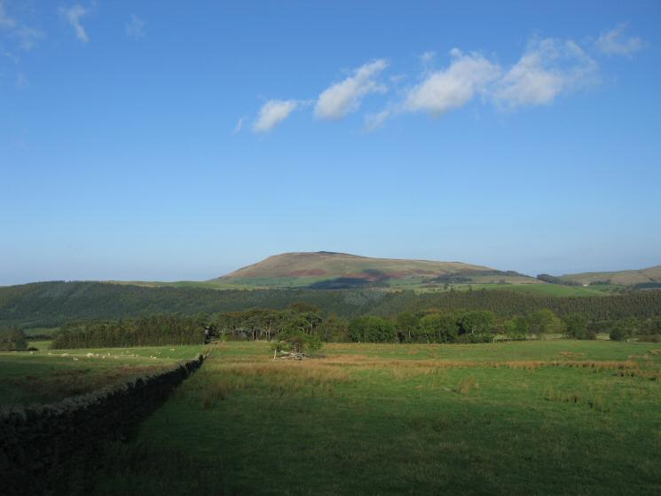 Binsey to the north west