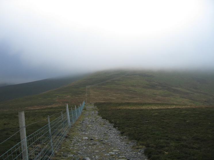 Skiddaw is up there somewhere