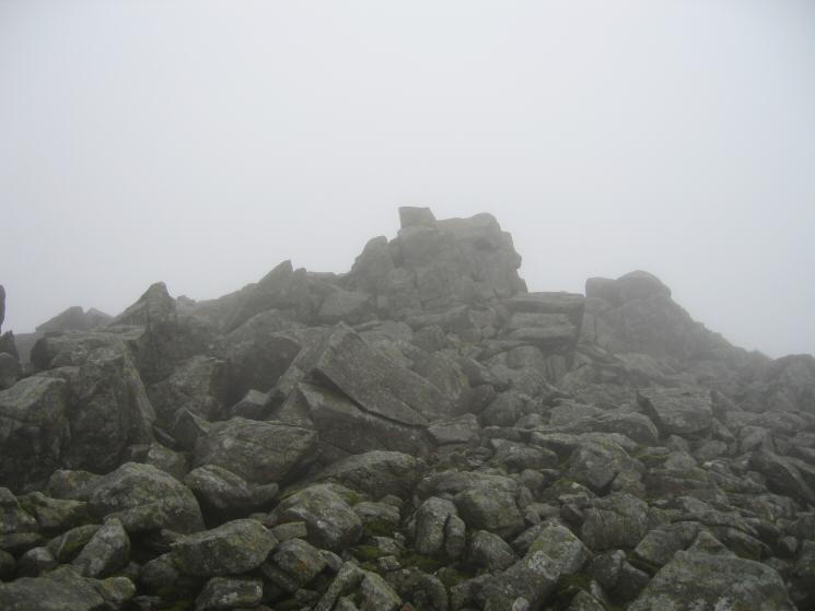 Broad Crag's summit