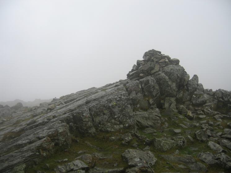 Allen Crags summit