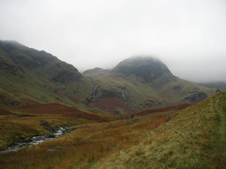 Greenhow End at the head of Deepdale