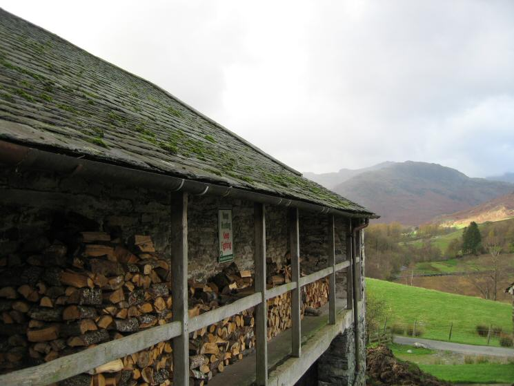 Woodstore at Stang End