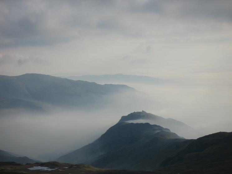 Helm Crag from Ullscarf
