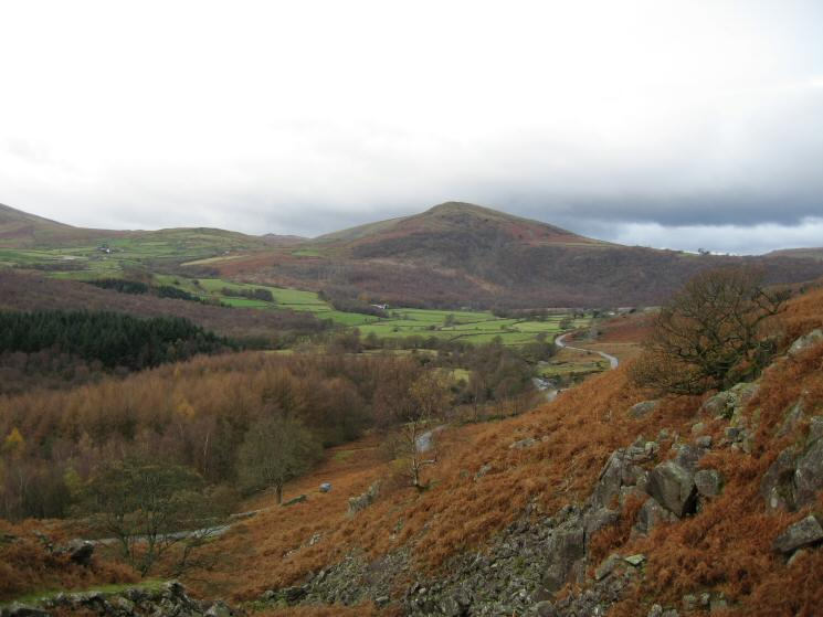 The Pike from near Stonestar