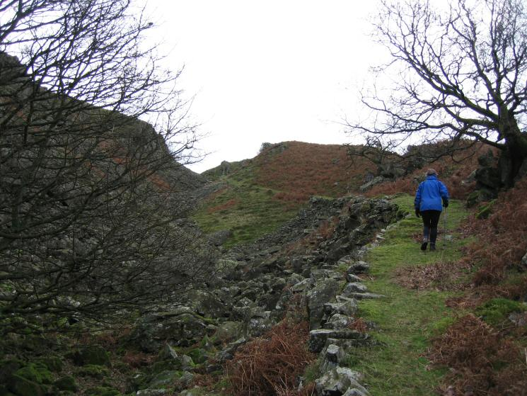 The path up from Stonestar