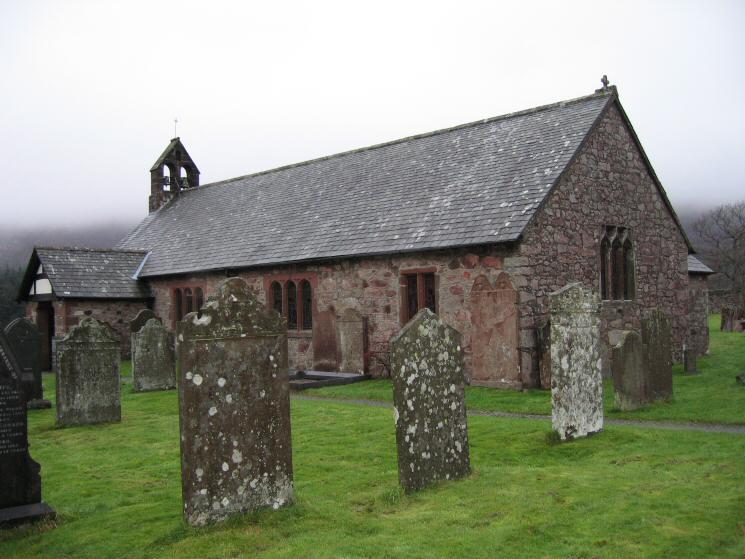 St Catherine's Eskdale Parish Church