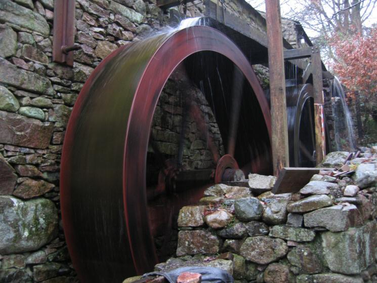 Eskdale Mill, Boot