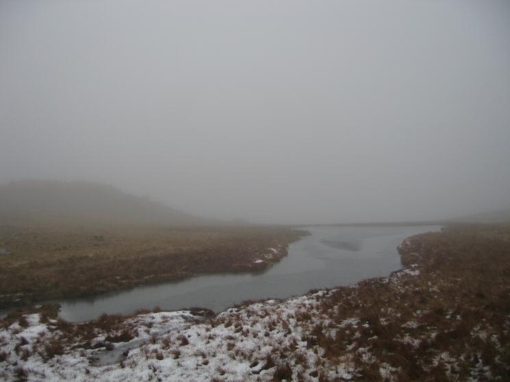 Kirkfell Tarn