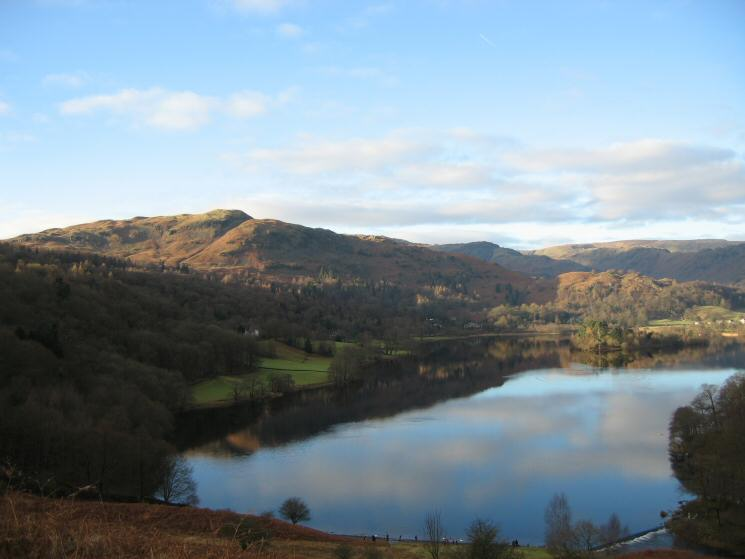 Silver How and Grasmere