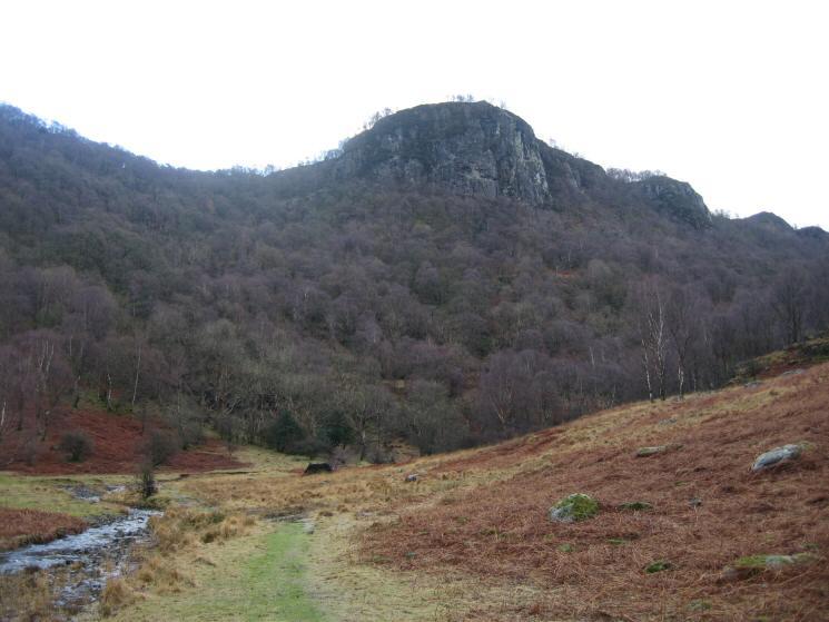 Black Crag, Troutdale