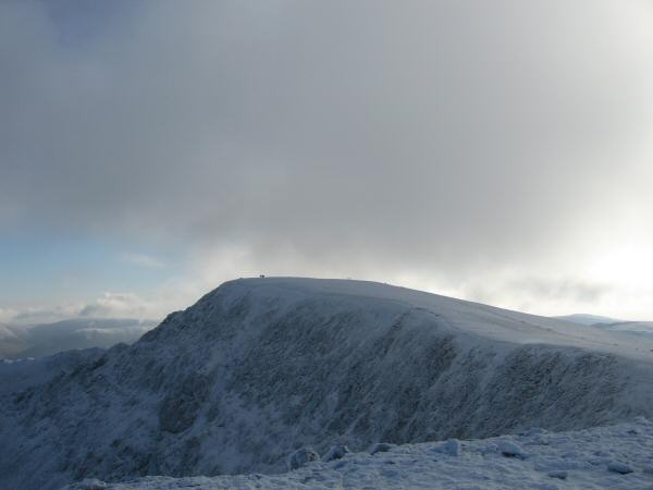 Helvellyn from Lower Man