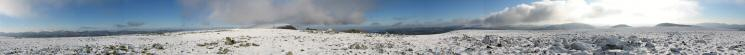 360 Panorama from Nethermost Pike's summit