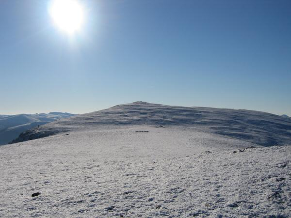...and looking back from Atkinson Pike