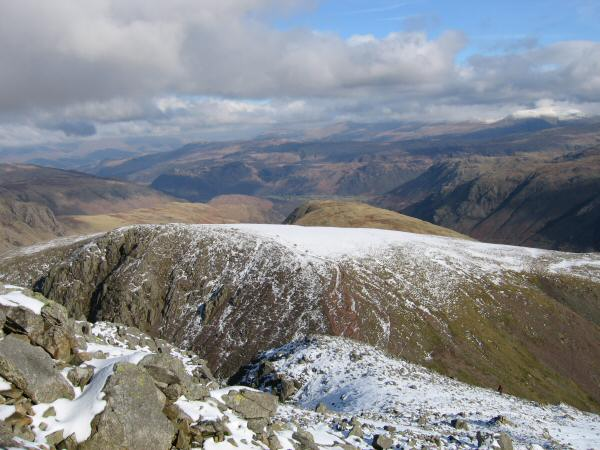 Green Gable from Great Gable
