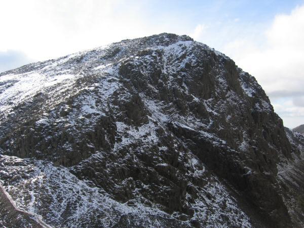 Gable Crag from Green Gable